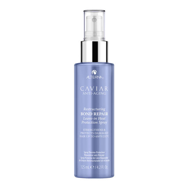 Alterna Caviar Restructuring Bond Repair Leave-In Heat Protection Spray, 125 ml thumbnail