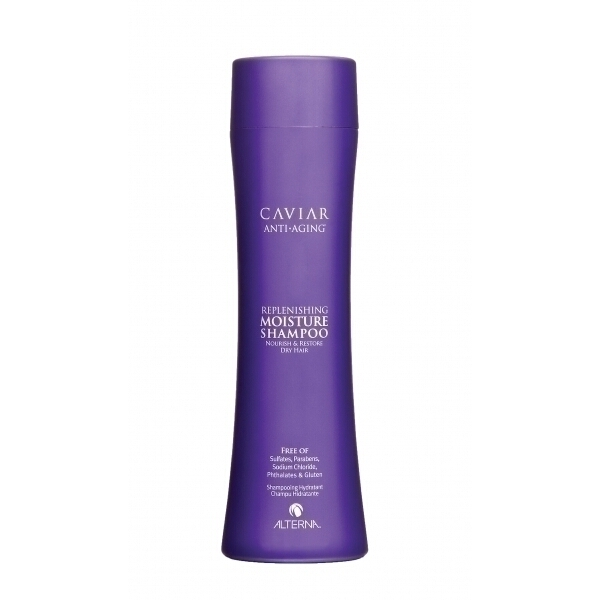Image of   Alterna Caviar Replenishing Moisture Shampoo, 250ml