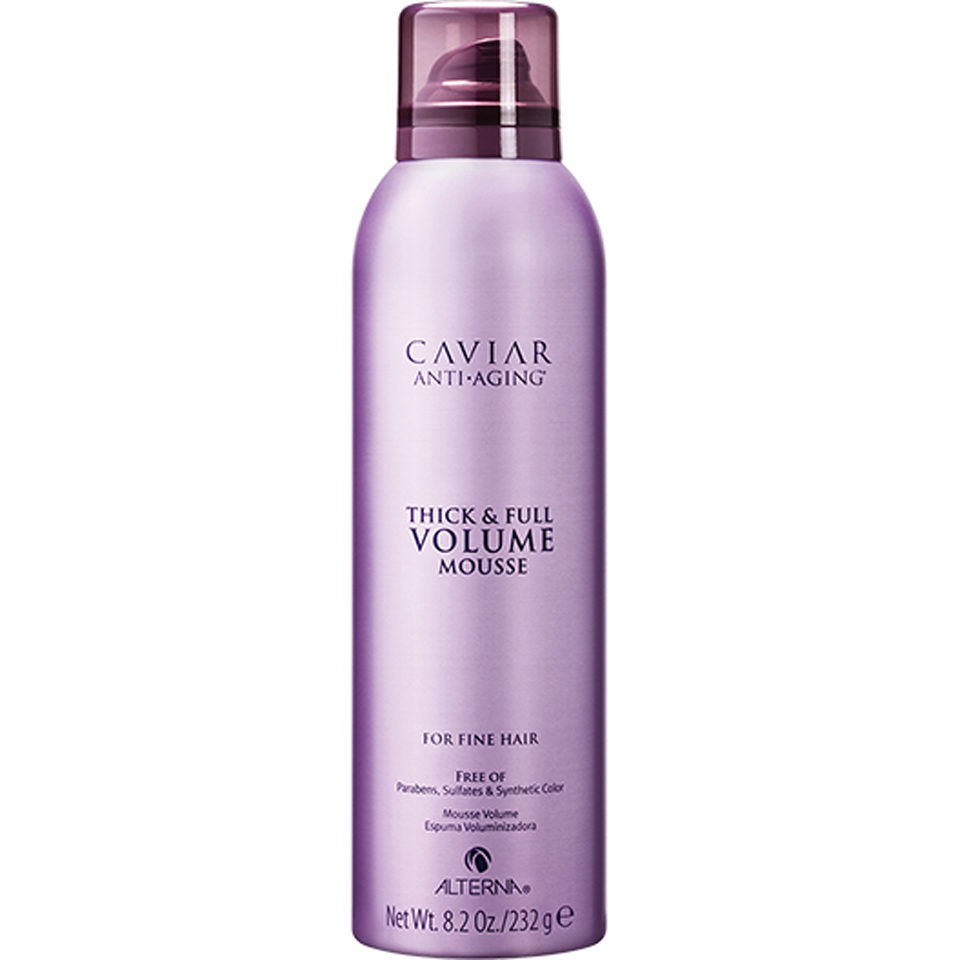 Image of   Alterna Caviar Thick & Full Volume Mousse, 232 g