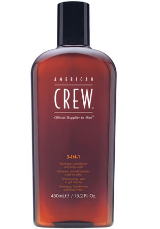 Image of   American Crew 3-1 Shampoo, 450 ml