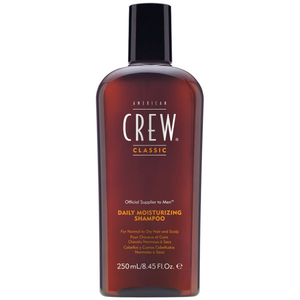 Image of   American Crew Daily Moisture Shampoo, 250ml