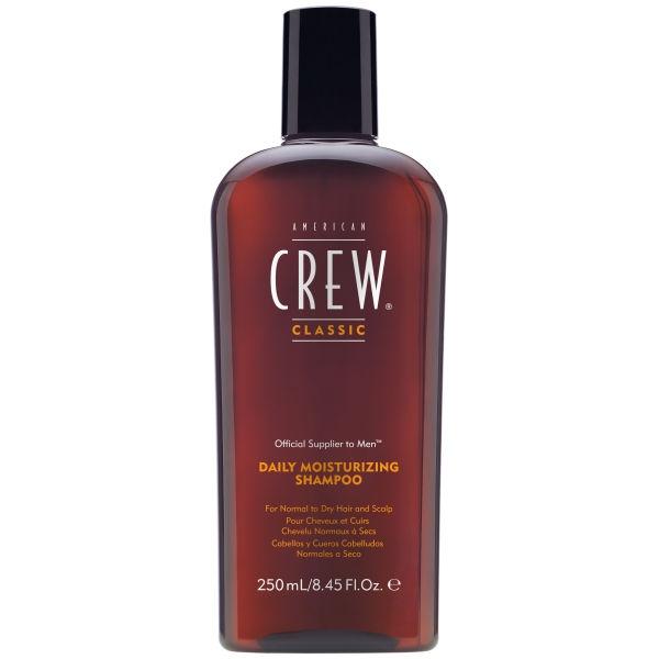 American Crew Daily Moisture Shampoo, 250ml
