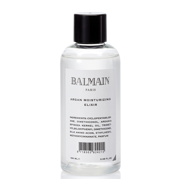 Image of   Balmain Argan Moisturizing Elixir, 100 ml
