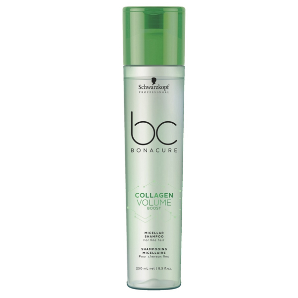 Image of   Schwarzkopf BC Collagen Volume Boost Shampoo, 250 ml