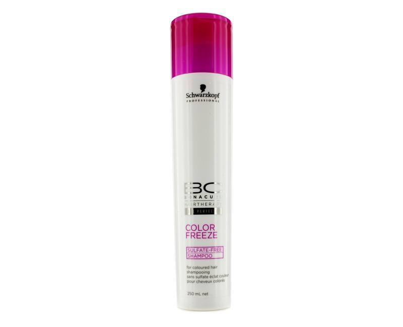 Image of   Schwarzkopf BC Color Freeze Sulfat Free Shampoo, 250 ml