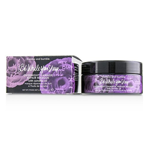 Image of   Bumble and Bumble While You Sleep Over Night Repair Mask, 190 ml
