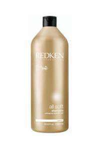 Redken All Soft Shampoo, 1000 ml