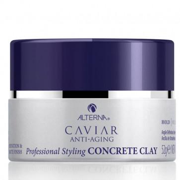 Alterna Caviar Style Concrete Clay, 52 g
