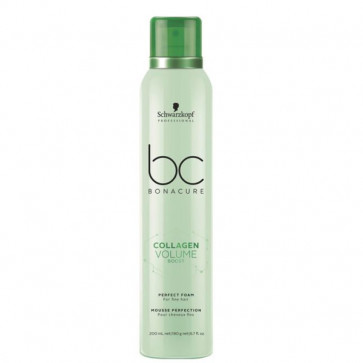 Schwarzkopf BC Collagen Volume Boost Foam, 200 ml