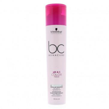 Schwarzkopf BC ph 4.5 Color Freeze Silver Shampoo, 250 ml (ny)