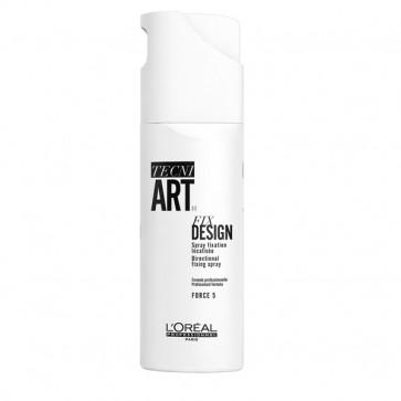 Loreal Tecni.art Fix Design Hairspray, 200 ml