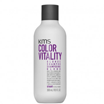 KMS ColorVitality Blonde Shampoo, 300 ml