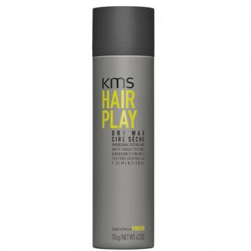 KMS Hairplay Dry Wax, 150 ml