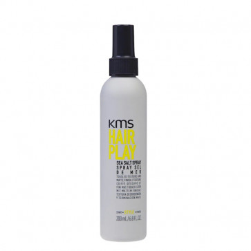 KMS Hairplay Sea Salt Spray, 200ml