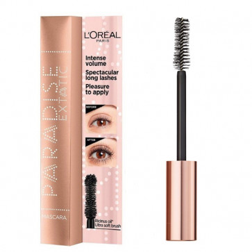 Loreal Paradise Extatic Mascara Black, 6,4ml