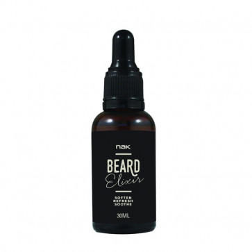 Nak Beard and Face Elixir, 30 ml