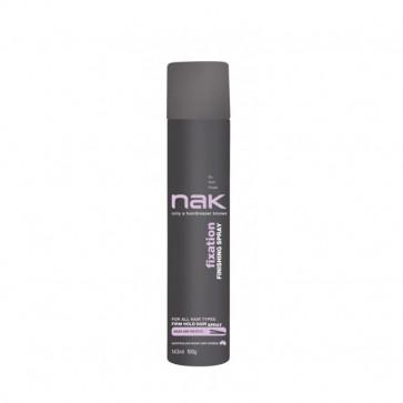 Nak Fixation Finishing Hairspray, 143ml Rejsestr.