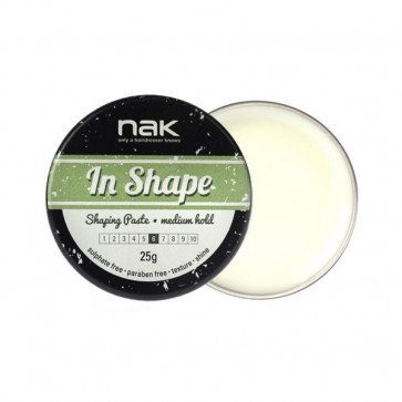 NAK In Shape Shaping Paste, 25g (mini)