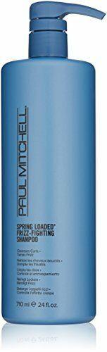 Paul Mitchell Spring Loaded Frizz-Fighting Shampoo, 710 ml