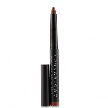 Youngblood Color-Crays Sheer Lip Crayon 1,4 g, Redwood