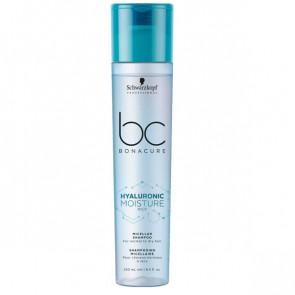 Schwarzkopf BC Hyaluronic Moisture Kick Shampoo, 250 ml (ny)