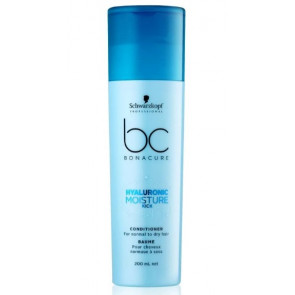 Schwarzkopf BC Hyaluronic  Moisture Kick Conditioner, 200 ml