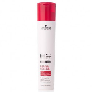 Schwarzkopf Bonacure BC Repair Rescue Deep Nourishing Shampoo, 250 ml