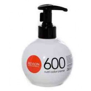 Revlon Nutri Color Creme 600 Fire Red, 250 ml