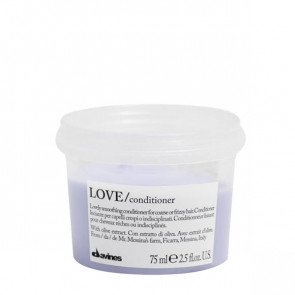 Davines Essential Love Smoothing Conditioner, 75 ml (Rejsestr.)