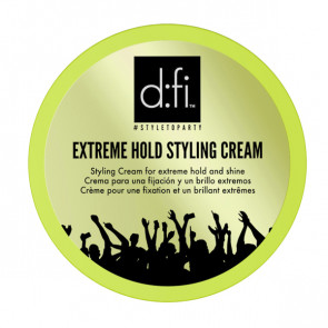 D:fi  Extreme Hold Styling Creme 75 ml (grøn)