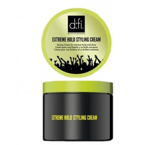 D:fi  Extreme Hold Styling Creme 150 ml Big Size (grøn)