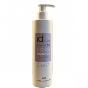 Id Hair Elements Xclusive Blonde Silver Shampoo, 300 ml