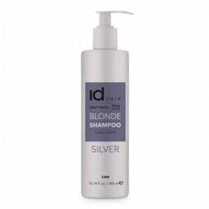 Id Hair Elements Xclusive Blonde Silver Shampoo, 300 ml