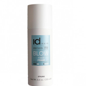 ID Hair Elements Xclusive Fiber Foam, 200 ml