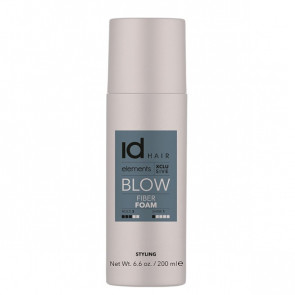 ID Hair Elements Xclusive Fiber Foam, 200 ml