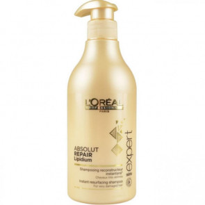 Loreal Absolut Repair Lipidium Shampoo, 500 ml