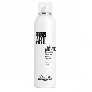 Loreal Tecni.art Fix Anti-Frizz Spray, 250 ml