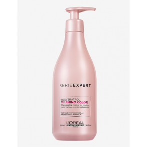 Loreal Resveratrol Vitamino Color Shampoo 500 ml