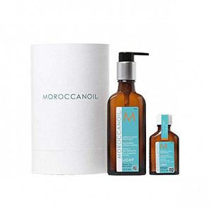 Moroccanoil Oil Cylinderbox Treatment Light, 100+25 ml