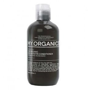 My.Organics The Organic Pro-Keratin Conditioner, 250 ml