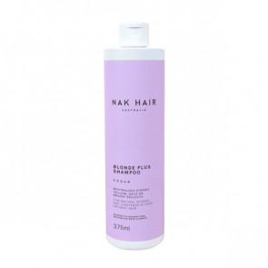 Nak Blonde Shampoo Plus, 375ml (Ny)