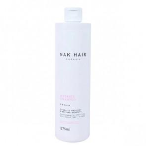 NAK Hydrate Shampoo, 375 ml (ny)