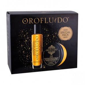 Orofluido Beauty Original Elixir 100 ml +  Mask 250 ml Gavesæt