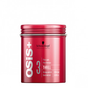 Schwarzkopf OSIS+ Thrill Fibre Gum, 100 ml (Ny)