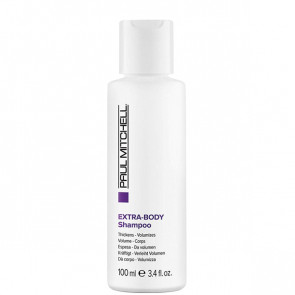 Paul Mitchell Extra Body Shampoo, 100 ml, Rejsestr.