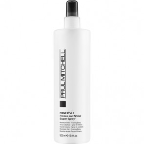 Paul Mitchell Firm Style  Freeze and Shine Super Spray, 500 ml