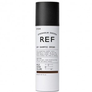 REF. 204 Dry Shampoo Brown, 220 ml