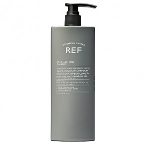 REF Hair and Body Shampoo 750 ml (ny)