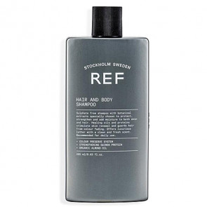 REF Hair and Body Shampoo 285 ml (ny)