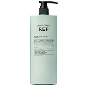 REF Weightless Volume Shampoo, 750 ml